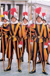 Guardia Suiza Pontificio